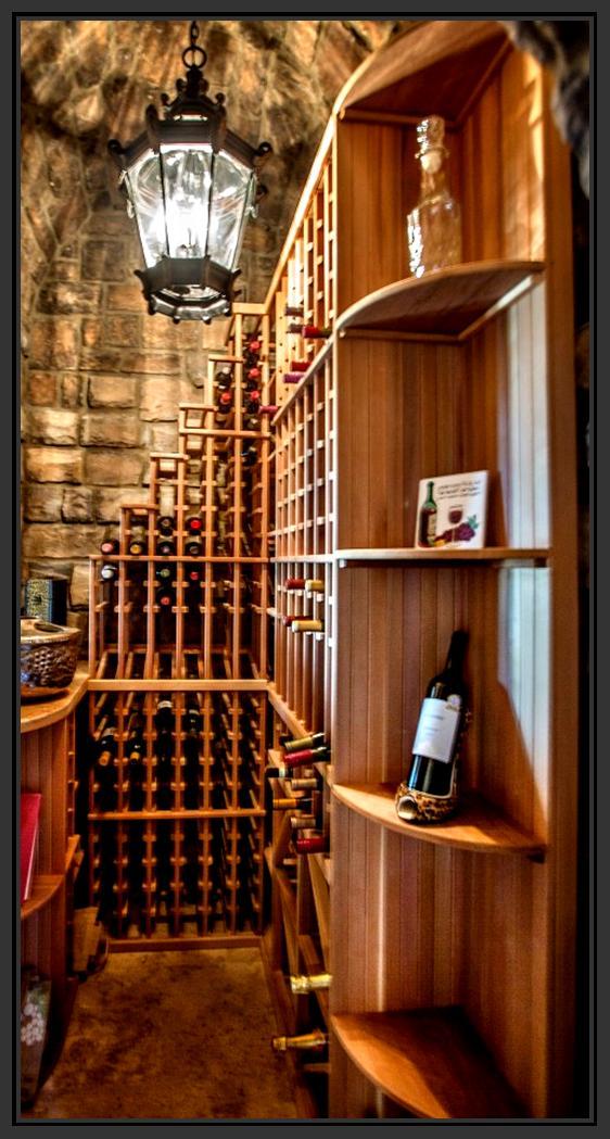 Small home wine cellar design american hwy - Home wine cellar ...