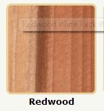 Redwood Wine Racks Wood Specie