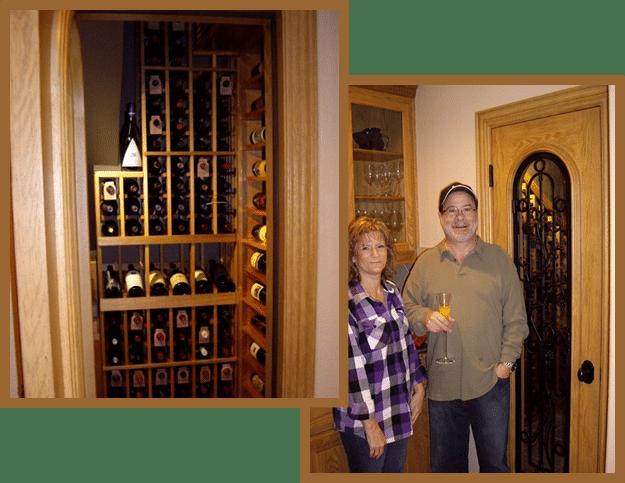 Custom Wine Cellars Dallas Texas Affordable Wine Closet