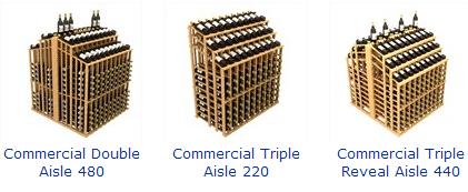 Commercial Wine Racks from Coastal Custom Wine Racks