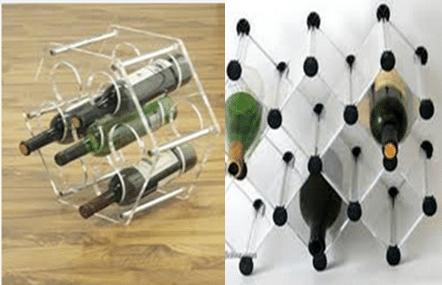 Plastic Wine Racks