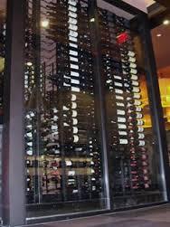 Stainless Steel Wine Racks