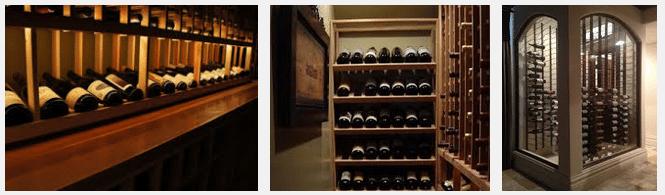 Using Wine Cellar Racks for Proper Wine Storage