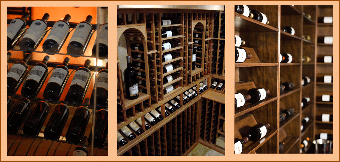 Wine Cellar Racks - Effective Wine Storage Solution & Wine Cabinets and Wine Cellar Racks - Wine Cellar Furniture | Wooden ...
