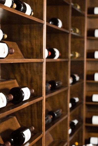 Wine Cellar Racks California Design
