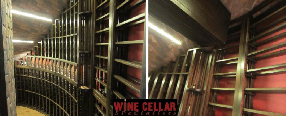 Wine Cellar Specialists Racks