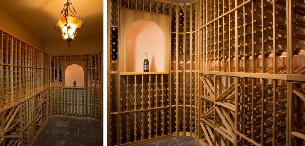 Residential Wine Cellar Canada