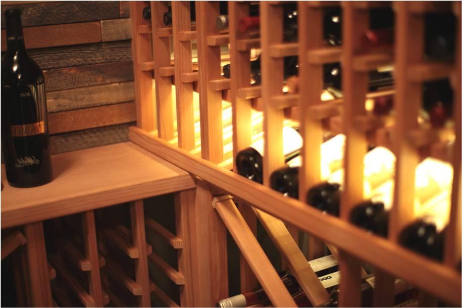 modular wine rack Vancouver